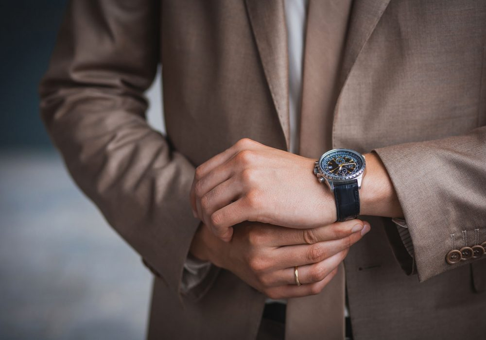 What Jacket fits to your Watch?