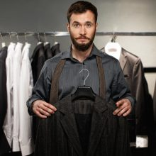 Fashion Designer Presents its New Collection
